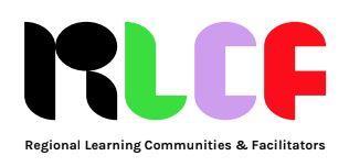 Regional Learning Communities + Facilitators